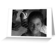 Sri Lanca Greeting Card