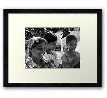 Mumbay Framed Print