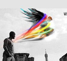 Who Says We Can't Fly? by hananmajeed