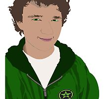 Achievement Hunter Michael Jones by FloppyNovice