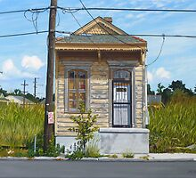Shotgun House by Michael Ward