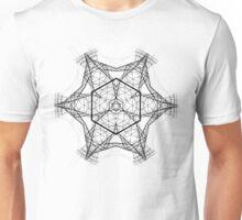 Electro mandala Unisex T-Shirt