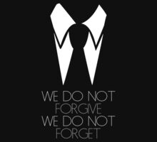 We Do Not Forgive by Josbel