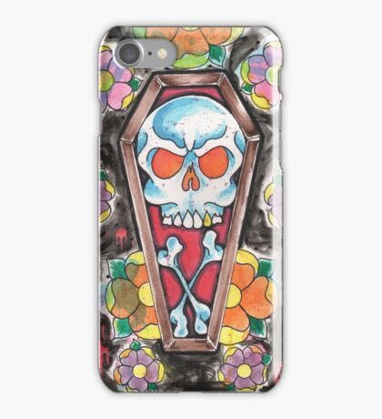 Just laying around iPhone Case/Skin