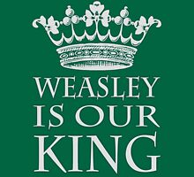 Weasley Is Our King (Slytherine) T-Shirt