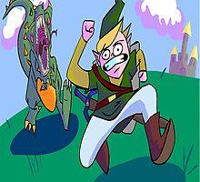 Run Link Run! by StephenKrupp