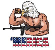 America by azaky