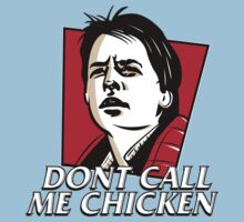 Don't call me chicken Baby Tee