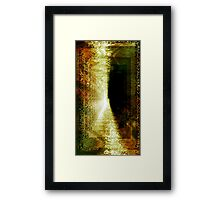 Ancients Framed Print