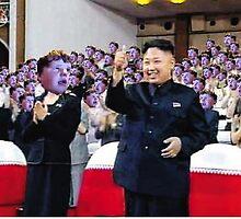 Kim Jong Lew by rosemarket1