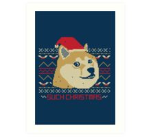 Such Christmas! Art Print