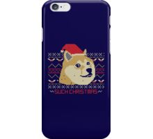 Such Christmas! iPhone Case/Skin