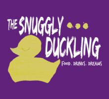 The Snuggly Duckling - WHITE by Toovalu