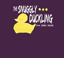 The Snuggly Duckling - WHITE Unisex T-Shirt