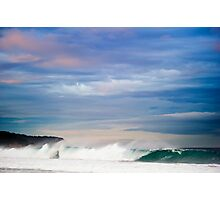 Narrabeen Sunset Photographic Print