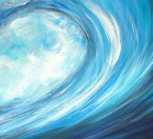 Blue Crescendo II by Stella Dunkley