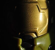 Master Chief by JuniorMiss