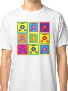 45 Record Pop Art Classic T-Shirt
