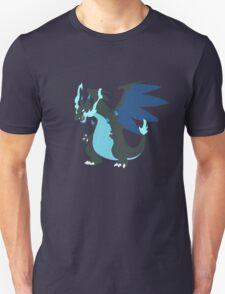 Mega-Charizard X Minimalist Unisex T-Shirt