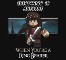 Lego - Frodo - The Ring Bearer by djprice