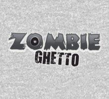 ZOMBIE GHETTO One Piece - Short Sleeve
