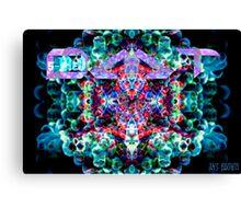 5-MeO-DMT Canvas Print
