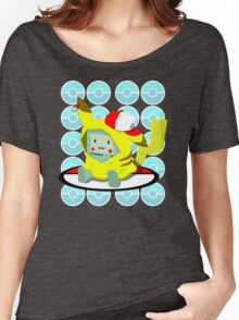 Choose me, Pika-mo!!  Women's Relaxed Fit T-Shirt