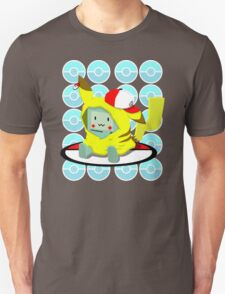 Choose me, Pika-mo!!  Unisex T-Shirt