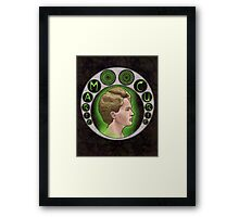 Natural Phenomenon Fairy Tale Framed Print