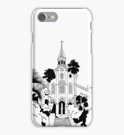 Nagasaki - Oura Church iPhone Case/Skin
