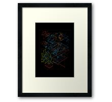 Arcade Rhapsody 3nd Framed Print