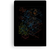 Arcade Rhapsody 3nd Canvas Print