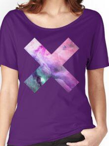 Orion Nebula [Pink Clouds]   Galaxy Mathematix Women's Relaxed Fit T-Shirt