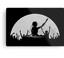 Full Moon Party Metal Print