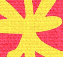 Asterisk Sticker