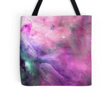 Orion Nebula [Pink Clouds] | Galaxy Mathematix Tote Bag