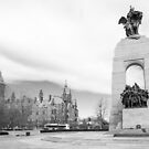 Tomb of the Unknown Soldier, Ottawa by jezza323