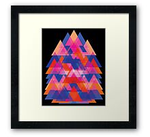 Chaos become Beauty  Framed Print