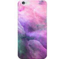 Orion Nebula [Pink Clouds] | Galaxy Mathematix iPhone Case/Skin