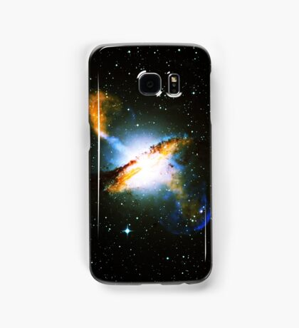 Centaurus A Nebula | Galaxy Mathematix Samsung Galaxy Case/Skin