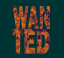 Wanted by hardsign