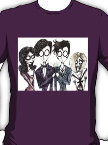Tim Burton's Doctor Who T-Shirt