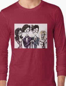 Tim Burton's Doctor Who Long Sleeve T-Shirt