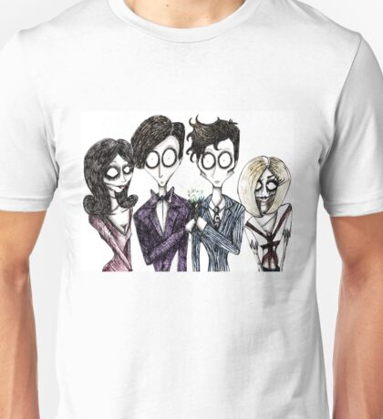 Tim Burton's Doctor Who Unisex T-Shirt