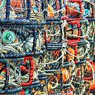 Crab Pots  by Dana Horne