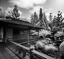 Tea House, Nerima Gardens, Queens Park, Ipswich by jezza323