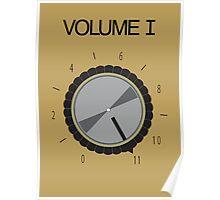 Volume I Poster