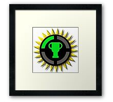 The Game Theorists (Game Theory) Framed Print