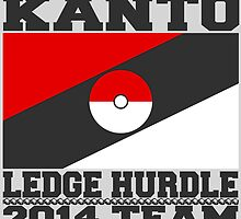 Kanto Ledge Hurdling Team by arsfera