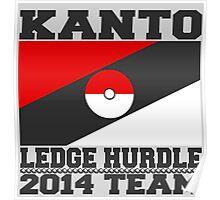 Kanto Ledge Hurdling Team Poster